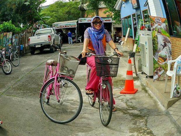 Khám phá Chiang Mai bằng xe đạp
