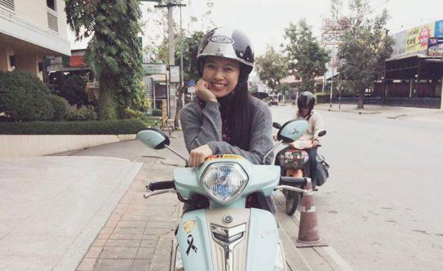 Kinh nghiệm thuê xe máy ở Chiang Mai (Thái Lan) mới nhất