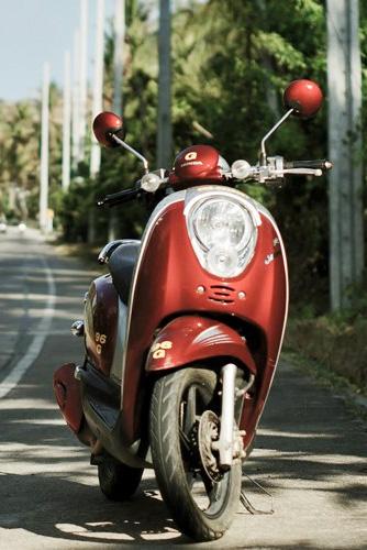 di chuyển từ Chiang Mai đến Pai bằng xe máy