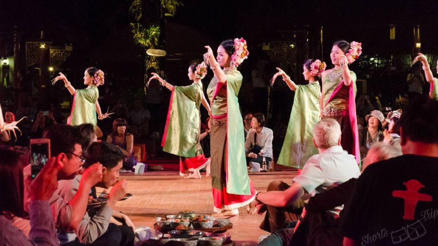 Điệu múa dân gian miền Bắc Thai