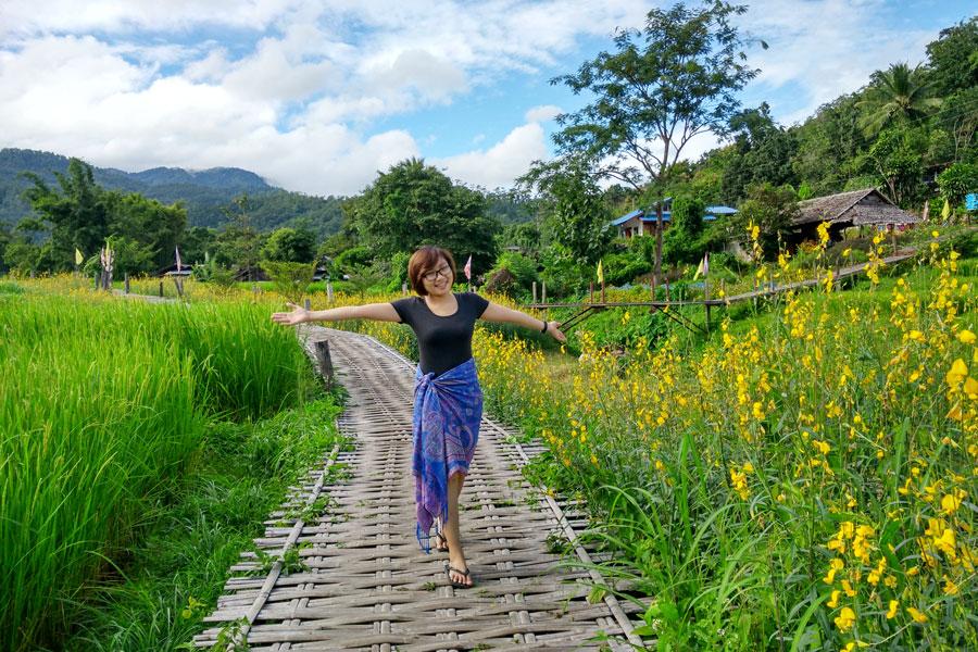 Nữ giới nên mặc gì khi du lịch Thái Lan