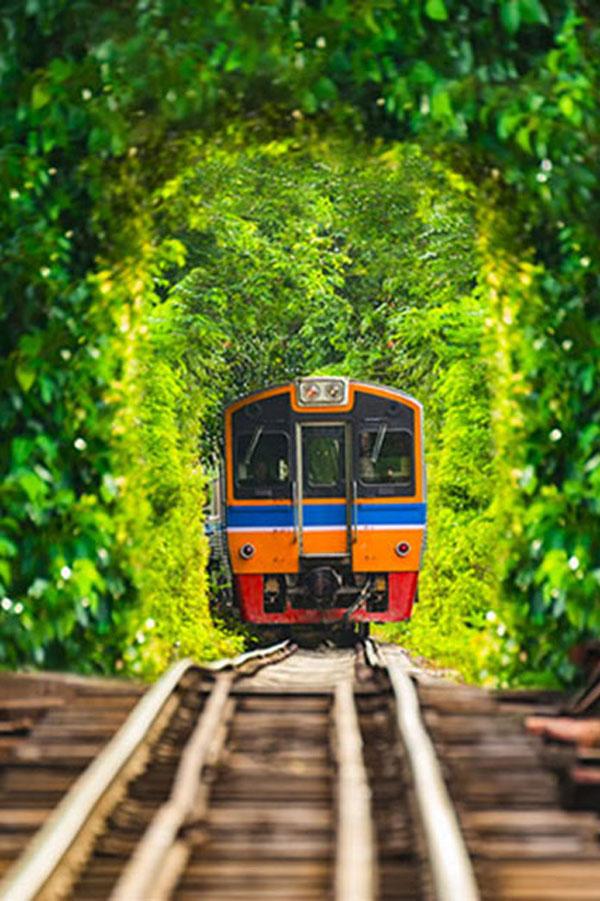 Tàu hỏa từ Bangkok đi Chiang Mai