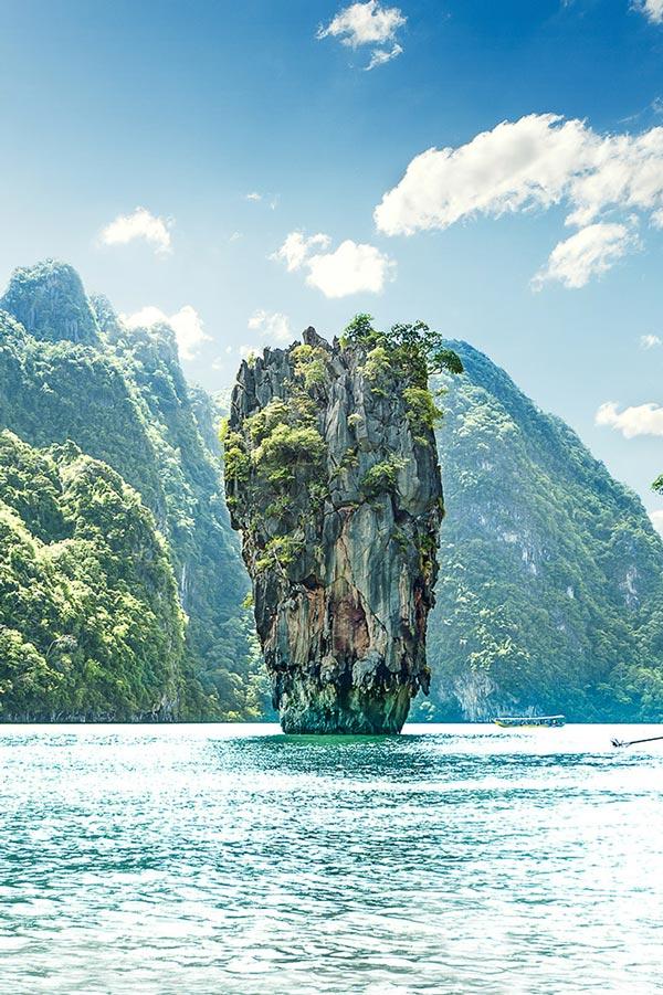 10 trải nghiệm ở Phuket: du lịch Phang Nga