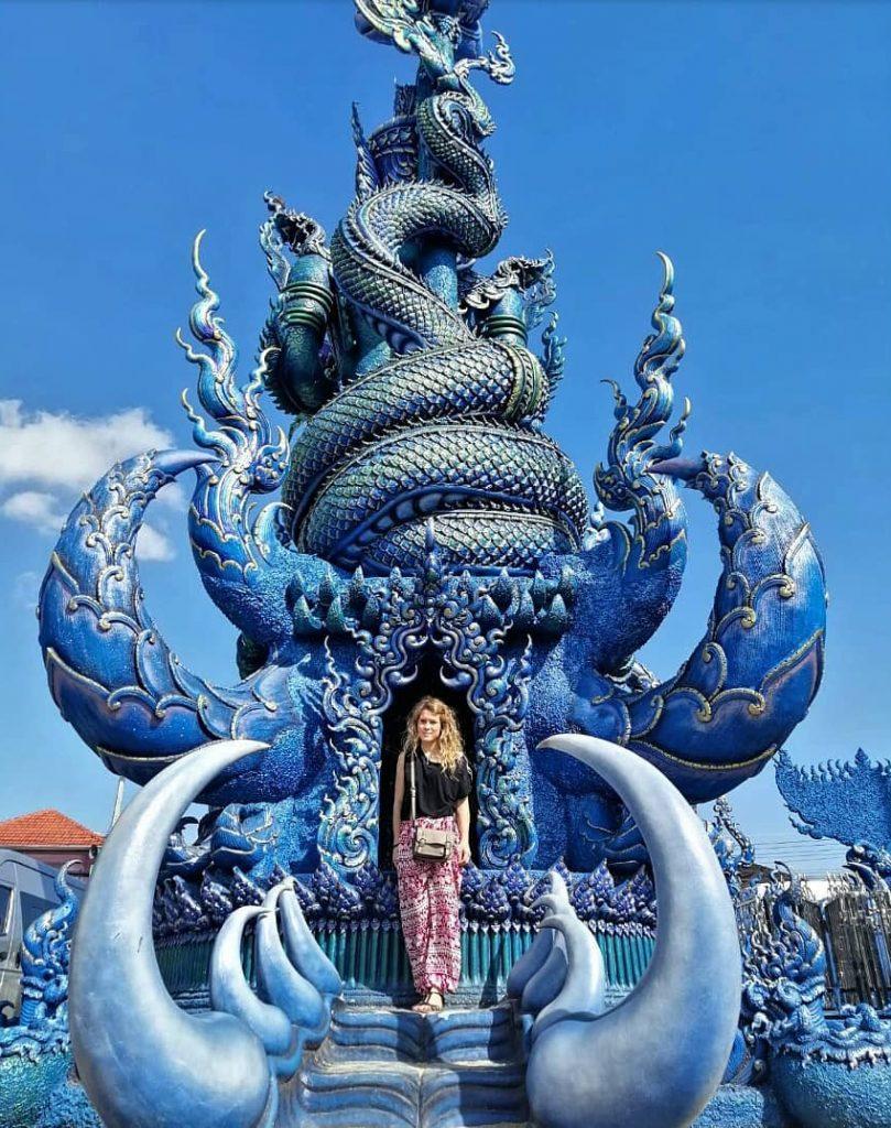 Chùa Wat Rong Suea Ten Chiang Rai