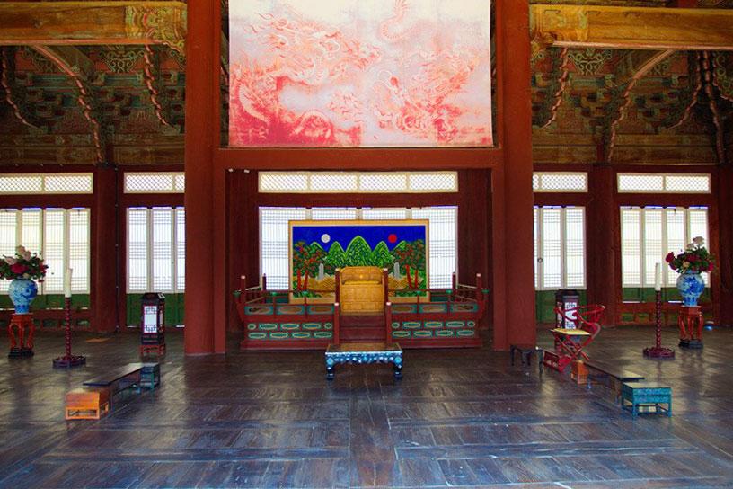 Điện Sajeongjeon