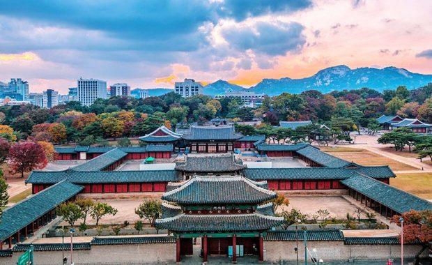 Khám phá Cung điện Changdeokgung ở Seoul, Hàn Quốc