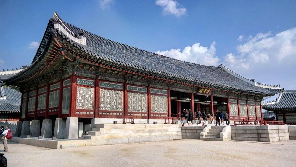 Điện Gangnyongjeon