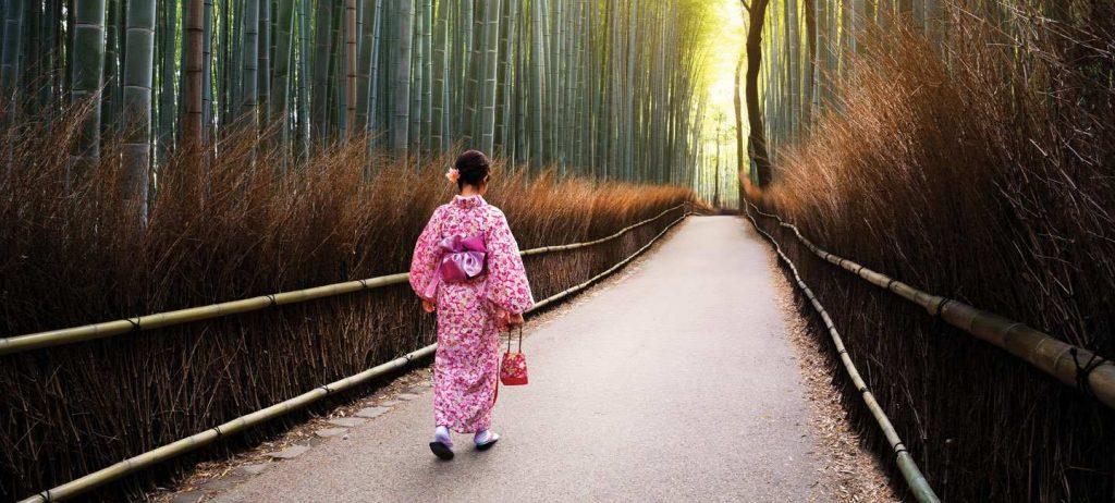 Du lịch Nhật Bản mùa hè thấp điểm bớt đông đúc