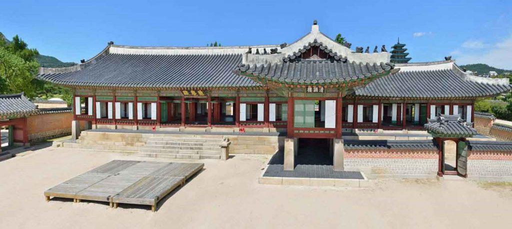 Điện Gyothaejeon