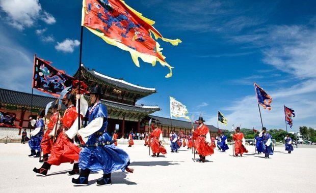 Hướng dẫn tham quan cung Gyeongbokgung (Seoul, Hàn Quốc)