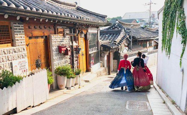 Kinh nghiệm đi làng cổ Bukchon ở Seoul, Hàn Quốc