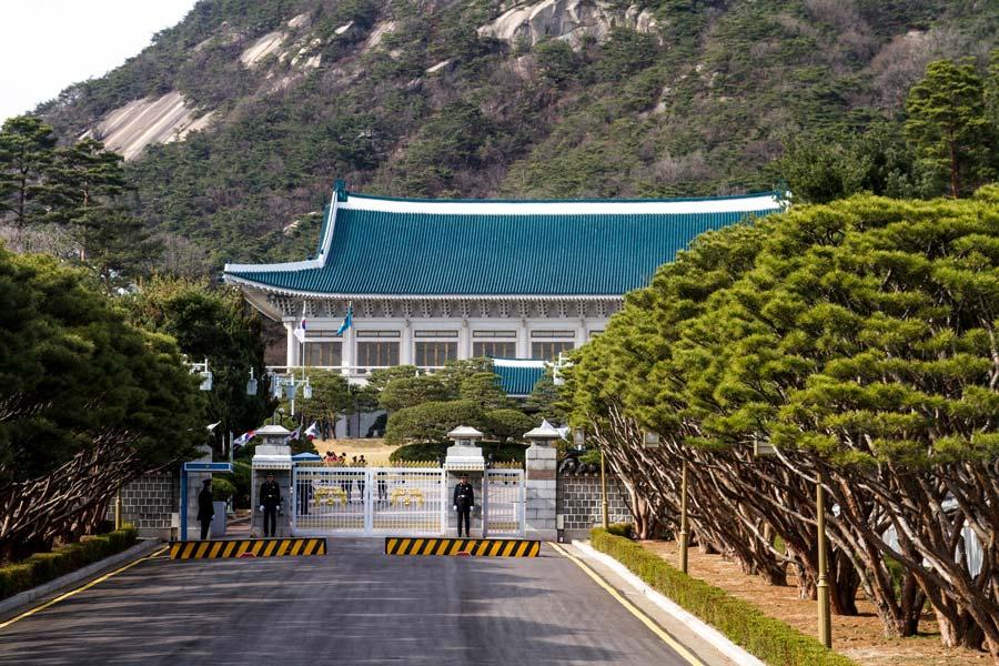 Nhà Xanh Hàn Quốc